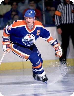 Wayne Gretzky and the Death of Hockey