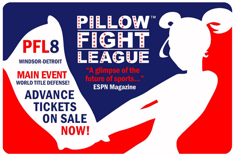 Pillow Fight League