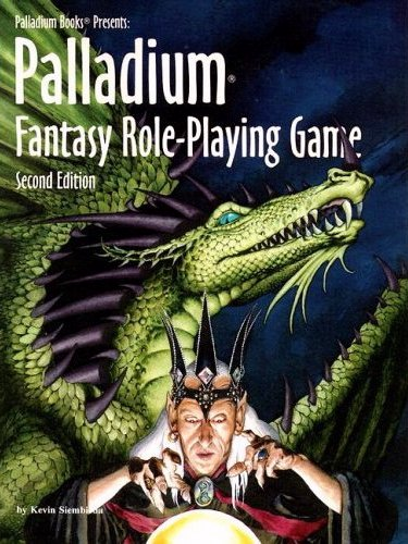 Dungeons & Dragons 4th Edition Review and Comparison - The